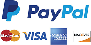 PayPal or Credit Card