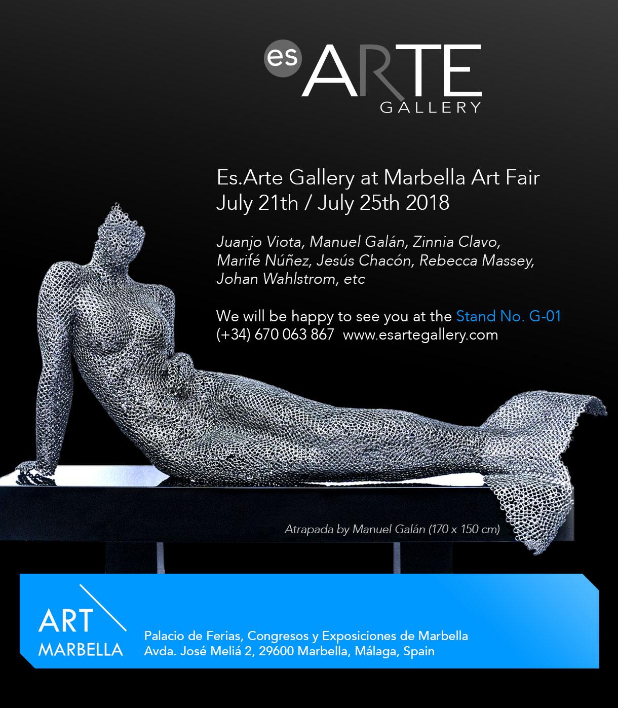 Marbella Art Fair 2018