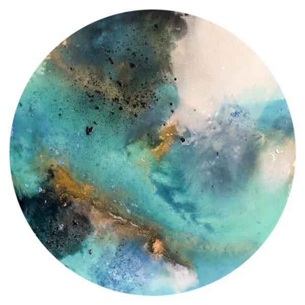 Marina Gadea artista - Blue Origin XII