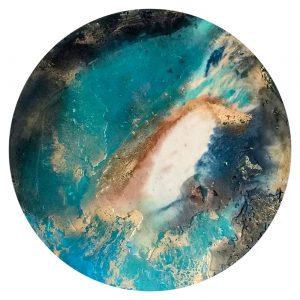 Cartografía oceánica arte